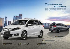 Kredit New Honda Mobilio