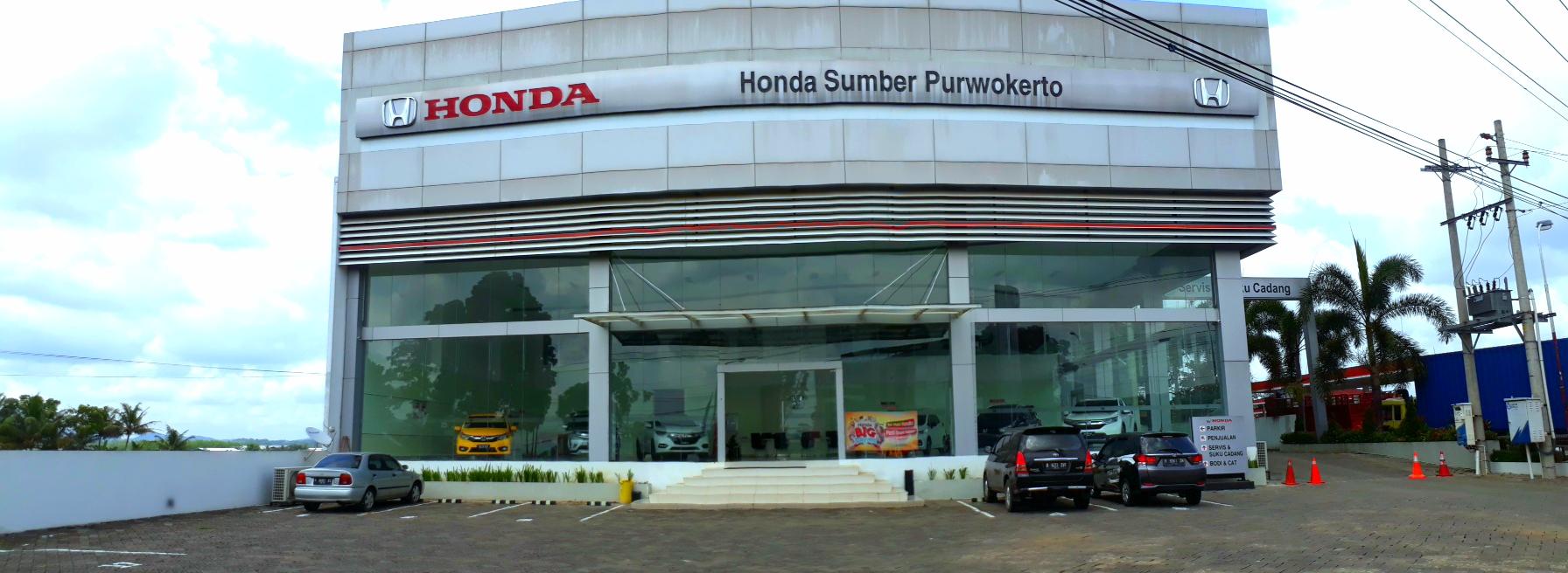 Dealer Honda Sumber Purwokerto