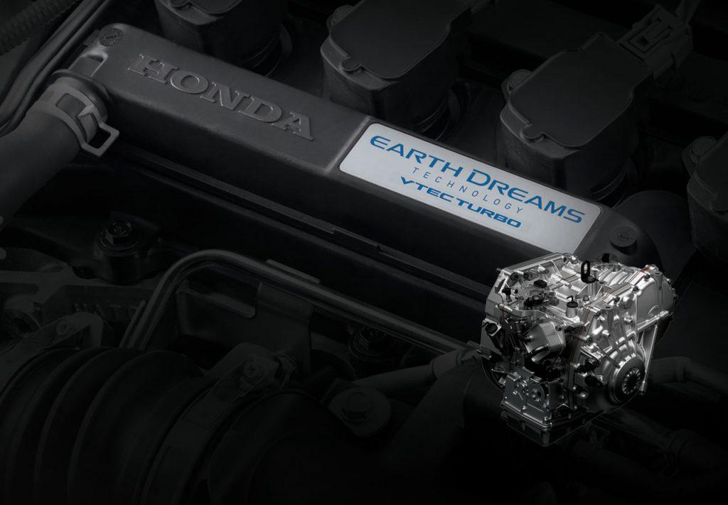 Mesin 1.500 cc Turbo All New Honda Accord 2019