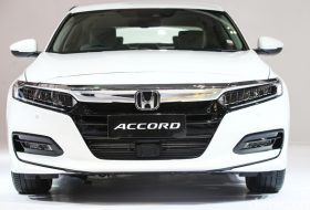 All New Honda Accord 2019