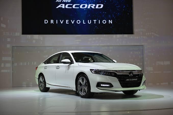 All New Honda Accord 2019