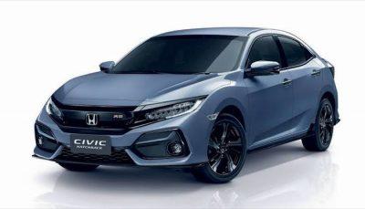 Harga Promo Review Spesifikasi Fitur Civic RS Hatchback 2020