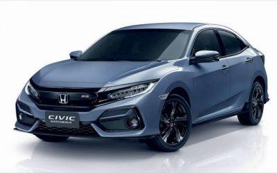 Harga Promo Review Spesifikasi Fitur Civic Hatchback RS 2020
