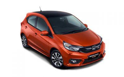 Harga Promo Review Spesifikasi Fitur All New Honda Brio 2020