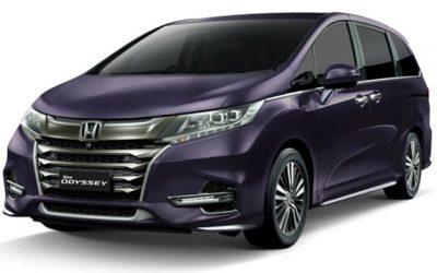 Harga Promo Review Spesifikasi Fitur Honda Odyssey