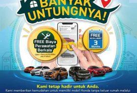 Promo Honda Sumber Purwokerto